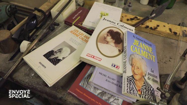 """Age de Jeanne Calment : """"Envoyé Spécial"""" a rencontré le mathématicien russe qui a lancé la polémique (ENVOYÉ SPÉCIAL  / FRANCE 2)"""