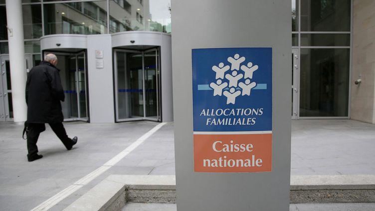 (La Caisse nationale des allocations familiales a renforcé ses contrôles contre les fraudes © Maxppp)