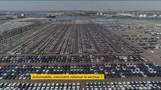 Coronavirus : le secteur automobile en crise, 400 000 voitures invendues