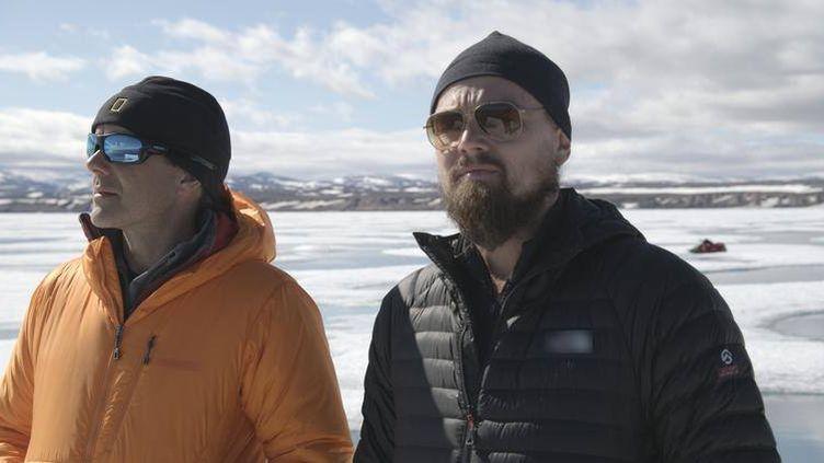 """Leonardo DiCaprio a fait le tour du monde pour dénoncer les effets du changement climatique dans le documentaire """"Before the Flood"""", diffusé le 30 octobre 2016. (RATPAC DOCUMENTARY FILMS)"""