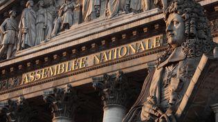 Le Palais Bourbon, Paris, le 16 septembre 2019 (MANUEL COHEN / AFP)