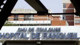 Le CHU de Toulouse (Haute-Garonne), le 23 mai 2007. (LIONEL BONAVENTURE / AFP)