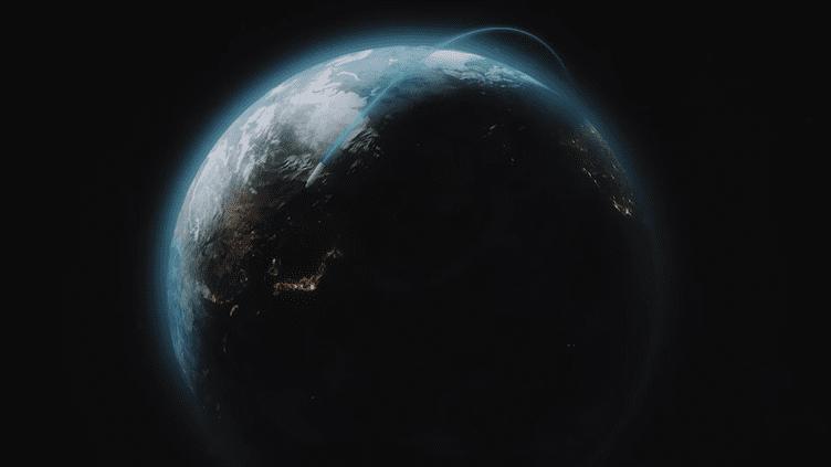 Le milliardaire Elon Musk a dévoilé un projet permettant de gagner n'importe quelle grande ville du globe à l'aide d'une fusée. (SPACEX / YOUTUBE)