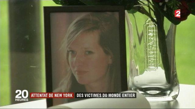 Attentat de New York : des victimes du monde entier