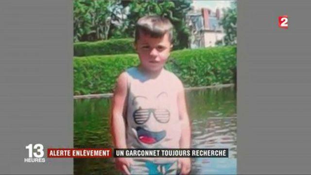 Alerte enlèvement : un jeune garçon de 5 ans recherché