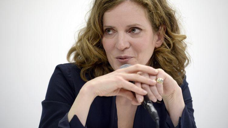 Nathalie Kosciusko-Morizet, le 25 mars 2014 à Paris. (MARTIN BUREAU / AFP)