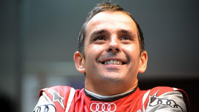 """Benoît Tréluyer, le nouveau """"Monsieur Le Mans"""" d'Audi (JEAN-FRANCOIS MONIER / AFP)"""
