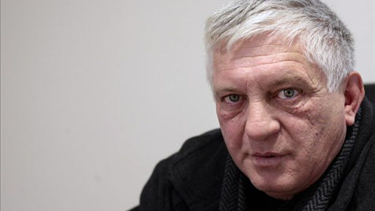 Gérard Schivardi (afp)
