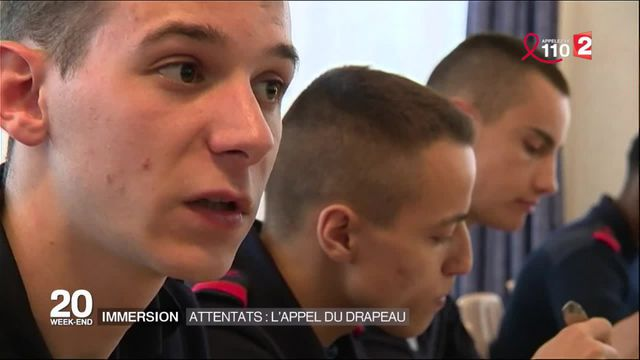 Armée : les nouvelles recrues font leurs premiers pas