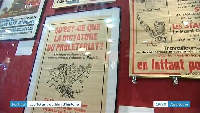 Festival du Film d'Histoire de Pessac : le programme