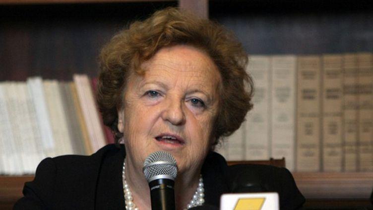Annamaria Cancellieri, ministre de l'Intérieur italienne, ne veut plus de racisme dans les stades