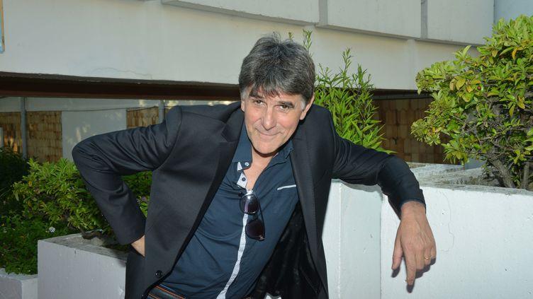 L'humoriste Tex, le 24 juin 2016 au festival du film les Hérault du cinéma et de la télévision au Cap d'Agde (Hérault). (PJB / SIPA)