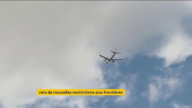 Covid-19 : la France veut barrer la route aux variants