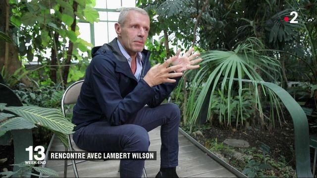 Culture : rencontre avec Lambert Wilson