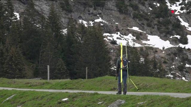 Vacances : en quête d'air pur dans les montagnes de Haute-Savoie