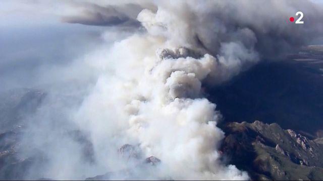 Incendies en Californie : pollution maximale à San Francisco
