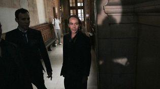 John Galliano lors de son procès en juin 2011  (Jacques Demarthon / AFP )
