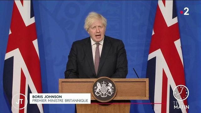 Covid-19 : les annonces très controversées de Boris Johnson