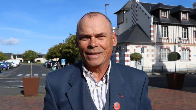 L'ex-candidat La France insoumise,Stéphane Poussier,a étécondamné mardi27 marsà un an de prison avec sursispour s'être réjouide la mort du lieutenant-colonel Beltrame.  (MAXPPP)