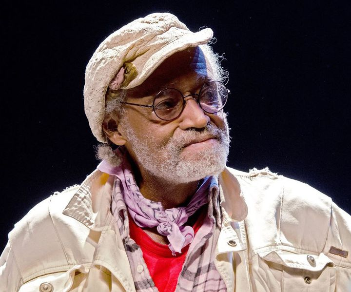Melvin Van Peebles à la Grande Halle de la Villette  (Paul Charbit)