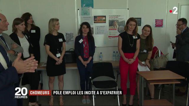 Chômeurs : Pôle emploi les incite à s'expatrier en République tchèque