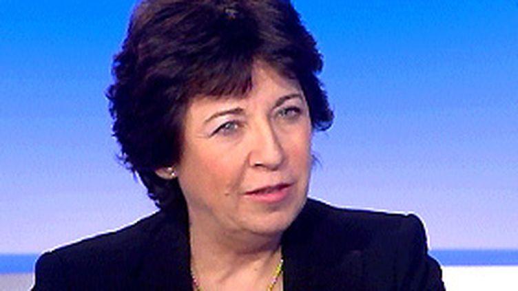 Corinne Lepage, invitée du 19/20 du 2 février 2007 (France 3)