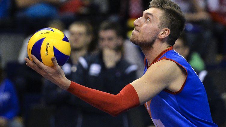 Nikola Jovovic (VLADIMIR PESNYA / RIA NOVOSTI)