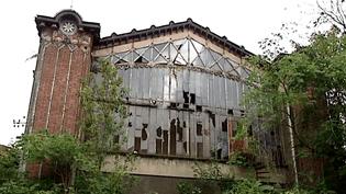 5 millions, c'est la somme nécessaire pour rénover la gare Lisch, un moment exceptionnel tombé en ruine  (France 3 Culturebox)