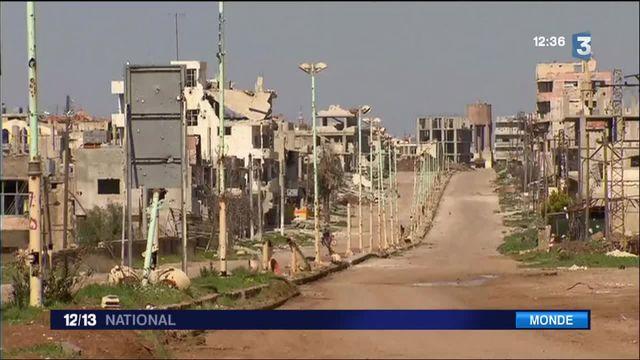 Syrie : un cessez-le-feu fragile