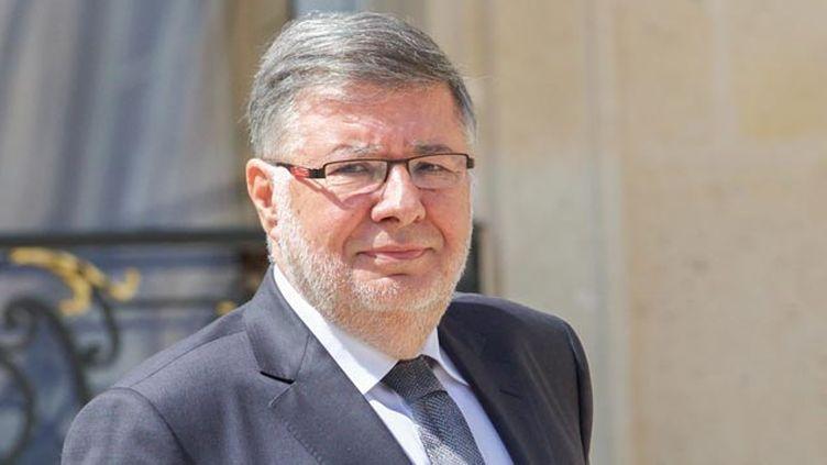(Alain Vidalies, secrétaire d'Etat aux Transports, s'est exprimé sur France Info © MAXPPP)