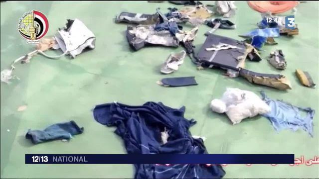 Crash du vol MS804 :  hommage aux victimes au Caire