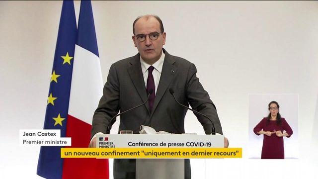 Les déplacements ne seront pas limités pendant les vacances, annonce Jean Castex