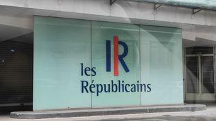 Le siège du parti Les Républicains, à Paris. (RICCARDO MILANI / HANS LUCAS)