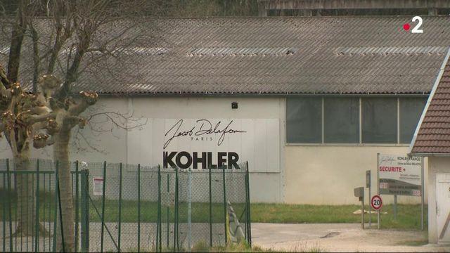 Industrie: l'usine historique deJacob Delafonmenacée de fermeture
