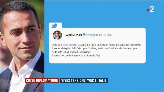 France - Italie : entre Rome et Paris, rien ne va plus