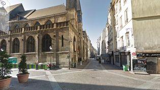 La rue Saint-Denis dans le 1er arrondissement de Paris. (GOOGLE STREET VIEW)