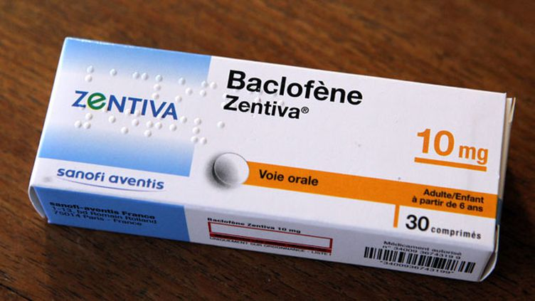 (Le Baclofène était  uniquement au départ utilisé  comme décontractant musculaire © maxppp)