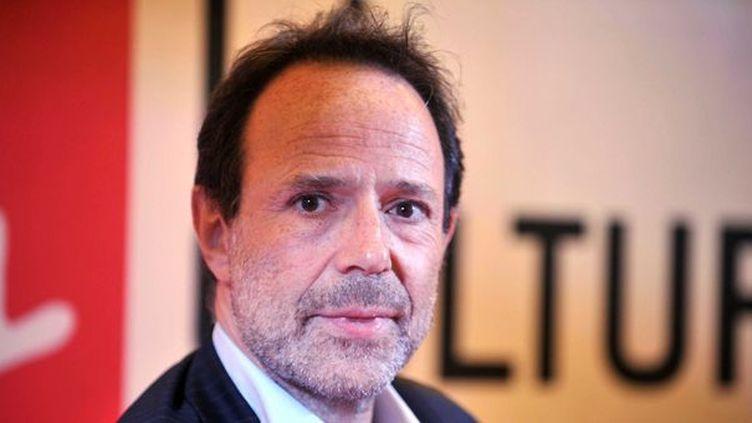 L'écrivain Marc Levy  (DUPUY FLORENT/SIPA)