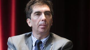 L'économiste Bertrand Martinot au 6e entretien de la cohesion sociale, à Paris, le 12 septembre 2017. (MAXPPP)