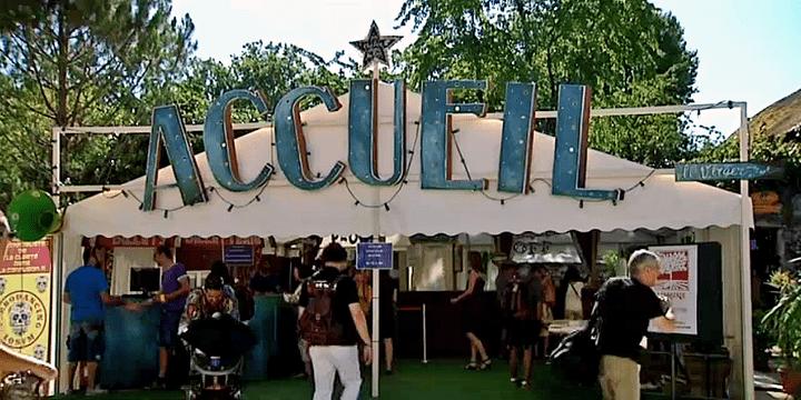 """Accueil du festival """"Chalon dans la rue""""  (France3/Culturebox)"""