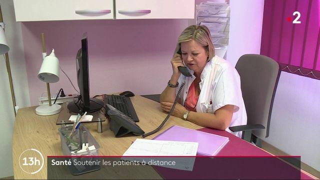 Nice : des malades du cancer bénéficient d'un suivi personnel par téléphone