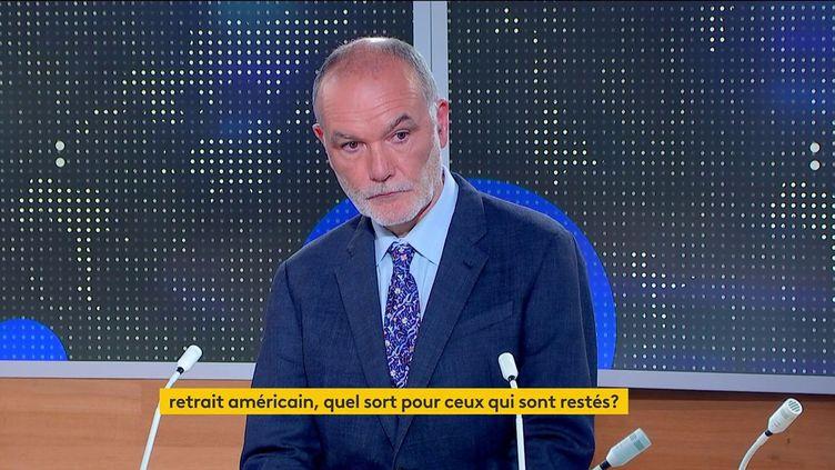 Jean-Pierre Filiu (FRANCEINFO)