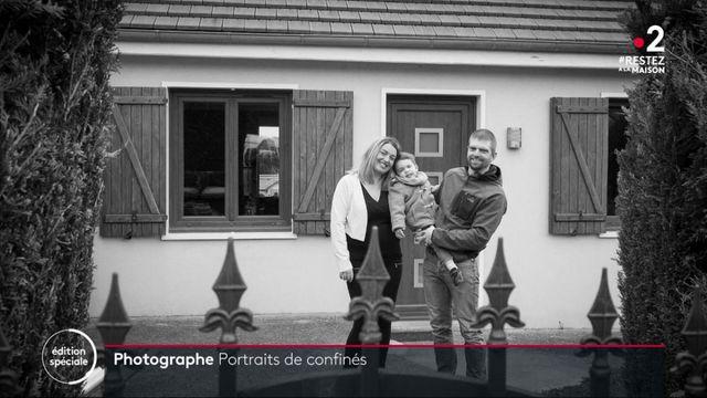Oise : un photographe amateur réalise des portraits des habitants de son village durant le confinement