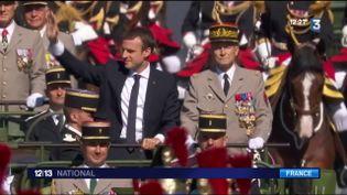 Le général de Villiers, chef d'état-major des armées, démissionne (FRANCE 3)