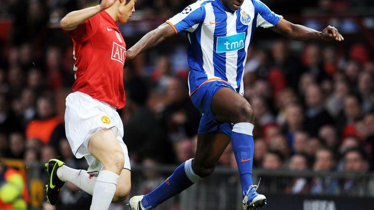 Le FC Porto, un club que connait très bien Aly Cissokho (FRANCISCO LEONG / AFP)