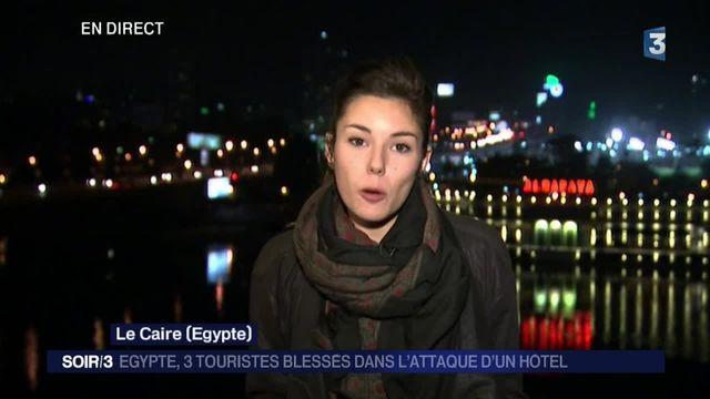 Attaque terroriste en Égypte : un hôtel de la station balnéaire d'Hurghada visé