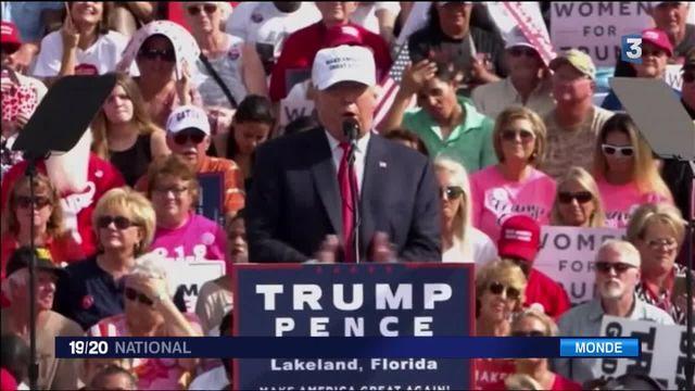 Donald Trump accusé d'attouchements sexuels par plusieurs femmes