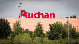 Les produits interdits ont été vendus dans 28 magasins, selon Auchan. (JAAP ARRIENS / NURPHOTO / AFP)
