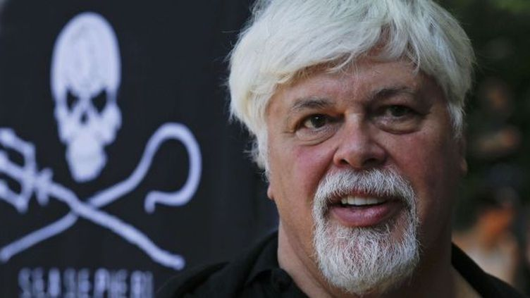 Paul Watson, fondateur de le Sea Sheperd Conservation Society  (Markus Schreiber/AP/SIPA)