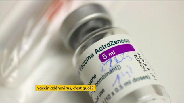 Covid-19 : les vaccins à adénovirus en cause dans les thromboses